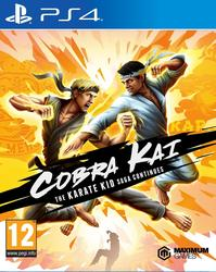 Cobra Kai - The Karate Kid saga continues, (Playstation 4)