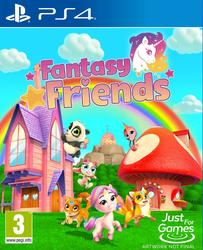 Fantasy friends, (Playstation 4)