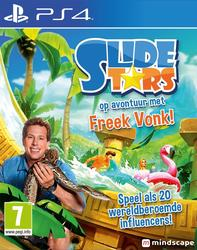 Slide stars, (Playstation 4)