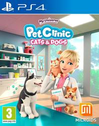 My universe - Pet clinic cats & dogs, (Playstation 4)