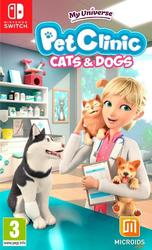 My universe - Pet clinic cats & dogs, (Nintendo Switch)