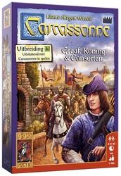 Carcassonne - Graaf, Koning...