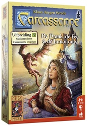 Carcassonne - De Draak, de...