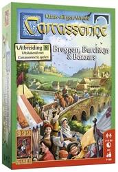 Carcassonne - Bruggen,...