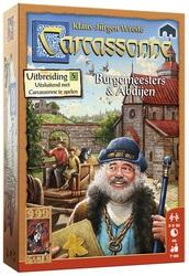 Carcassonne - Burgemeesters...