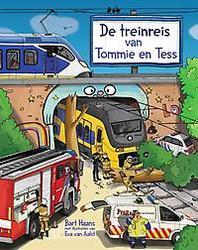 De treinreis van Tommie en...