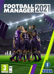 Football Manager 2021, (PC...