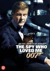 Spy who loved me, (DVD)