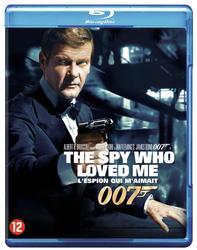 Spy who loved me, (Blu-Ray)