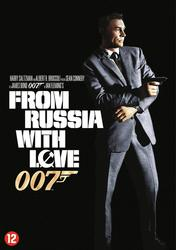 From Russia with love, (DVD)