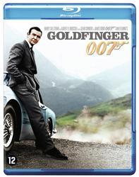 Goldfinger, (Blu-Ray)
