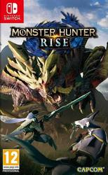 Monster hunter - Rise, (Nintendo Switch)