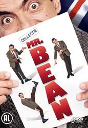 Mr. Bean box, (DVD)