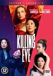 Killing Eve - Seizoen 1-3,...