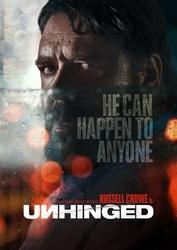 Unhinged, (Blu-Ray)