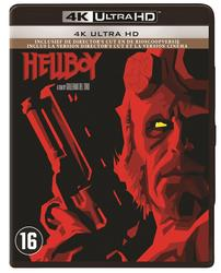 Hellboy, (Blu-Ray 4K Ultra HD)