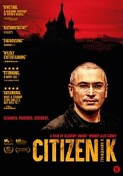 Alex Gibney - Citizen K, (DVD)