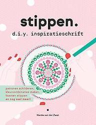 Stippen DIY inspiratieschrift