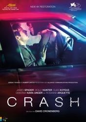 Crash, (DVD)
