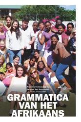 Grammatica van het Afrikaans