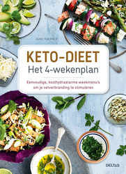 Keto-dieet Het 4-weken plan
