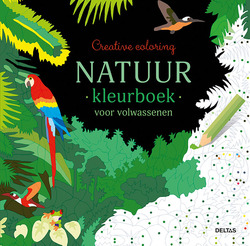 Creative Coloring - Natuur...
