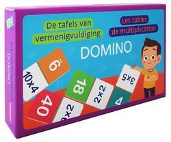 Domino - De tafels van...