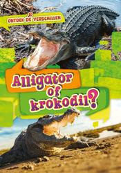 Alligator of krokodil?
