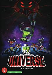 Ben 10 vs the universe - the movie, (DVD)