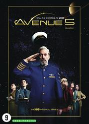Avenue 5 - Seizoen 1, (DVD)
