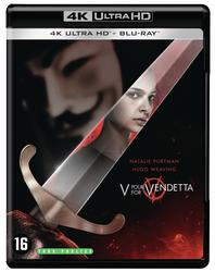 V for vendetta, (Blu-Ray 4K...