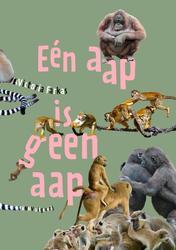 Eén aap is geen aap