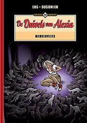 De duivels van Alexia - Mensenvlees