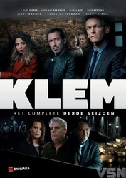 KLEM - Seizoen 3, (DVD)
