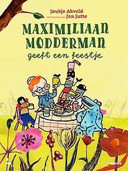 Maximiliaan Modderman geeft...