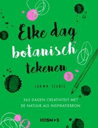 Elke dag botanisch tekenen