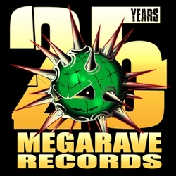 MEGARAVE RECORDS 25 YEARS...