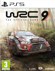 WRC 9, (Playstation 5)