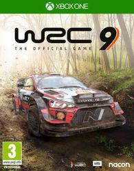 WRC 9, (X-Box One)