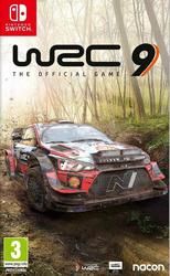 WRC 9, (Nintendo Switch)