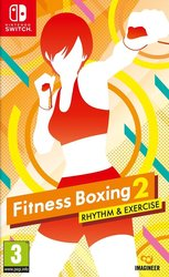 Fitness boxing 2, (Nintendo...