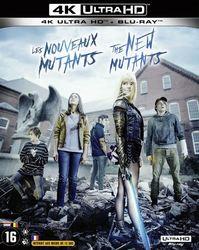 New mutants  (4K * IMPORT),...