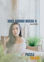 300x SUDOKU NIVEAU 4