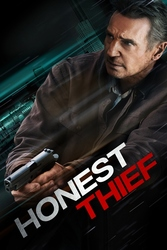 Honest Thief, (Blu-Ray)