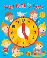 Hoe laat is het? (3-5 j.)