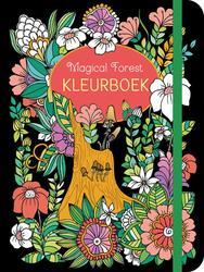 Magical Forest kleurboek