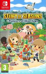 Story of seasons - Pioneers of Olive Town , (Nintendo Switch)