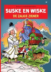 SUSKE EN WISKE 357. DE ZALIGE ZIENER