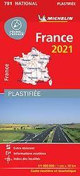 FRANCE PLASTIFIÉE 17791...