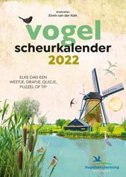 Vogelscheurkalender 2022